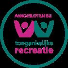 Logo van toegankelijke recreatie voor aangesloten partners